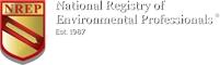NREP - National Registry of Environmental Professionals