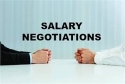Let your worth, attitude guide salary negotiations