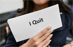 The rules for quitting focus on how and when