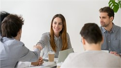 The right way to welcome a new hire