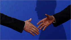 How to politely decline a handshake