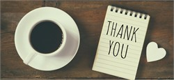 What to include in post-interview thank you notes