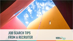 Job Search Tips from a Recruiter