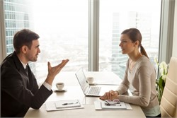 Asking for an interview isn't the way to get hired