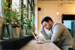 Job search stress is easier to manage if we know what's coming