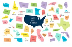 Best States for Low Taxes in 2018