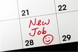 Embracing the Change of a New Job