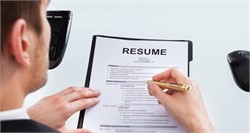 """Does Your Resume Pass The """"6 Second Review?"""""""
