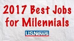 2017 Best Jobs for Millennials