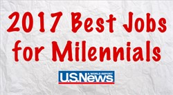 2017 Best Jobs for Millennials