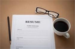 Ten unconventional resume tips