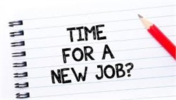 The Time to Find a New Job is Now