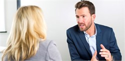 Sharing Too Much Information In A Job Interview