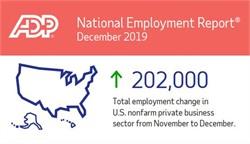 Big Jobs Boost in December