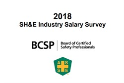 2018 ASSP Salary Survey