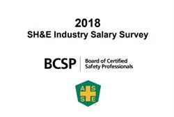 2018 ASSP Salary Survey