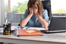 Three-of-four American workers report experiencing job burnout