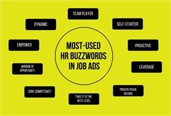Ten HR Buzzwords that Might Hurt Your Job Ads
