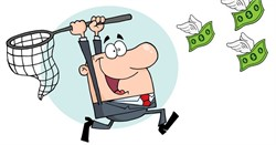 """With a job offer, """"go for the money first"""""""